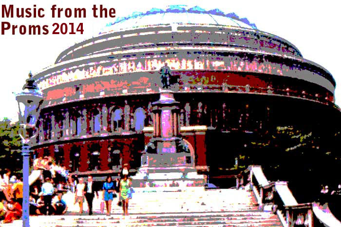 Music from the Proms 2014