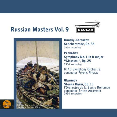 Russian Masters volume9