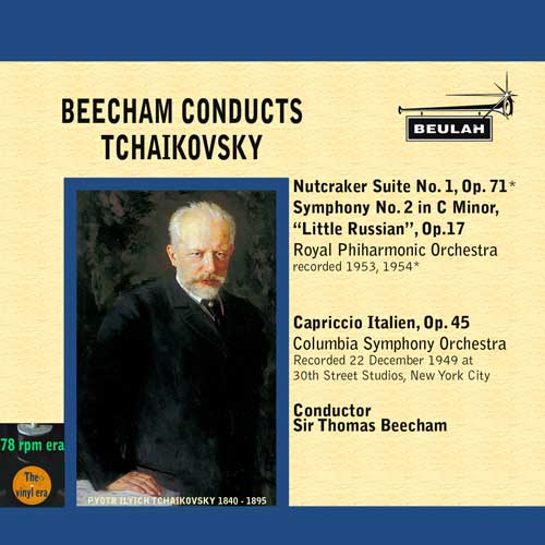 11pdr4 beecham conducts tchaikovsky