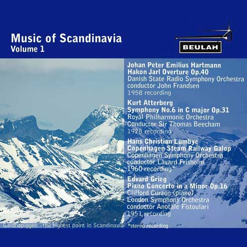Music of Scandinavia volume 1
