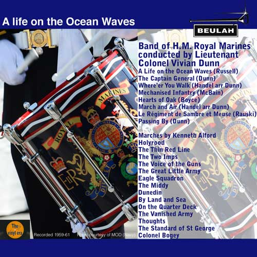 A life on the ocean waves band of the royal marines