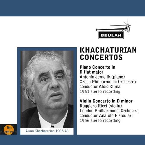 Khachaturian Concertos