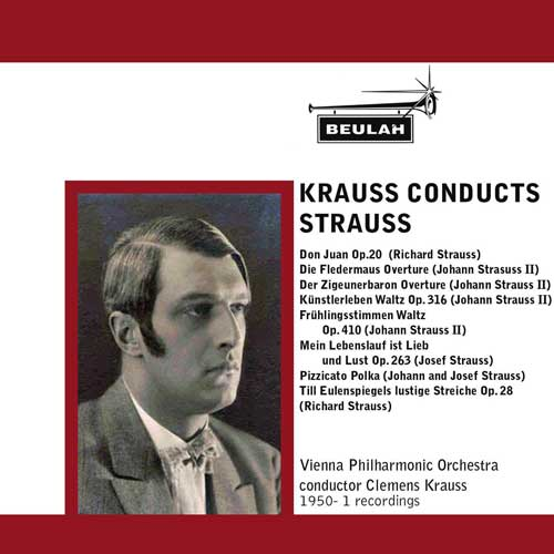 krauss conducts strauss
