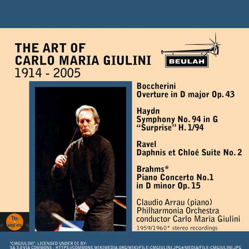 The art of carlo maria giulini