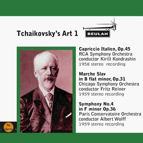 Tckaikovsky's Art 1