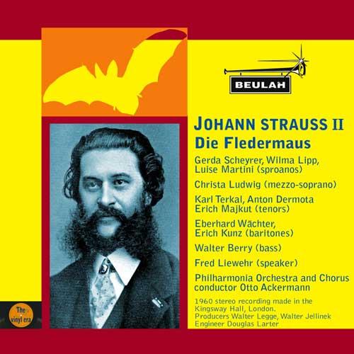 Johann Strauss Die Fledermaus