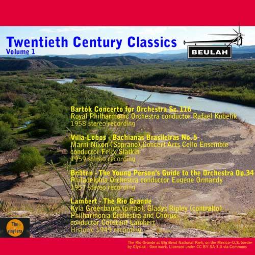 twentieth century classics vol 1