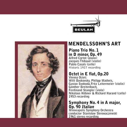 Mendelssohn's Art