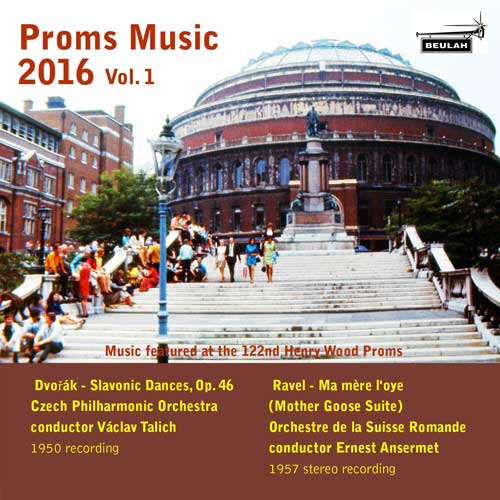 Proms Music 2016 Volume 1
