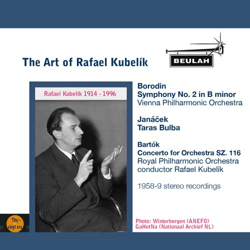 the art of rafael kubelik