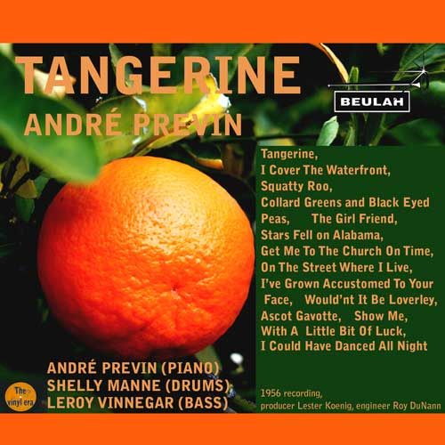 1PS25 Tangerine Andre Previn