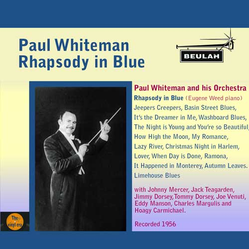 1PS26 Paul Whiteman Rhapsody in Blue