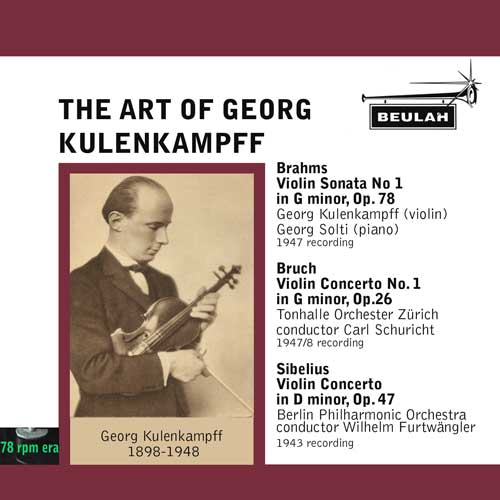 The Art of Georg Kulenlampff