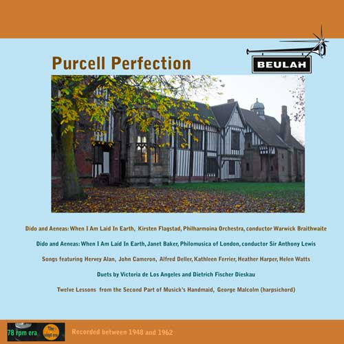 1PS30  Purcell Perfection