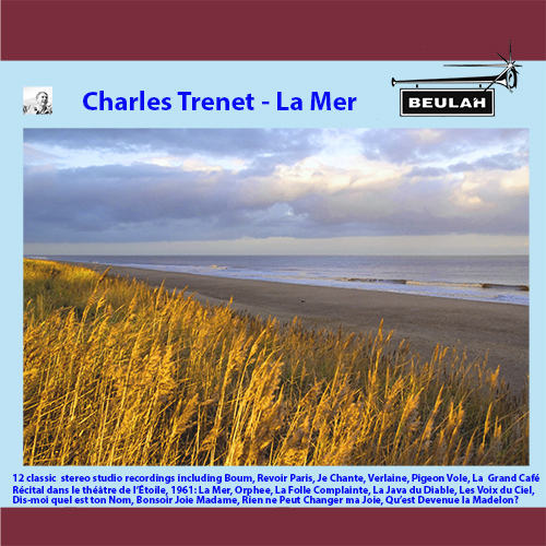 1PS31 La Mer Charles Trenet