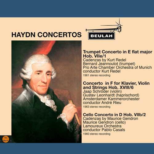 1PS37 Haydn Concertos