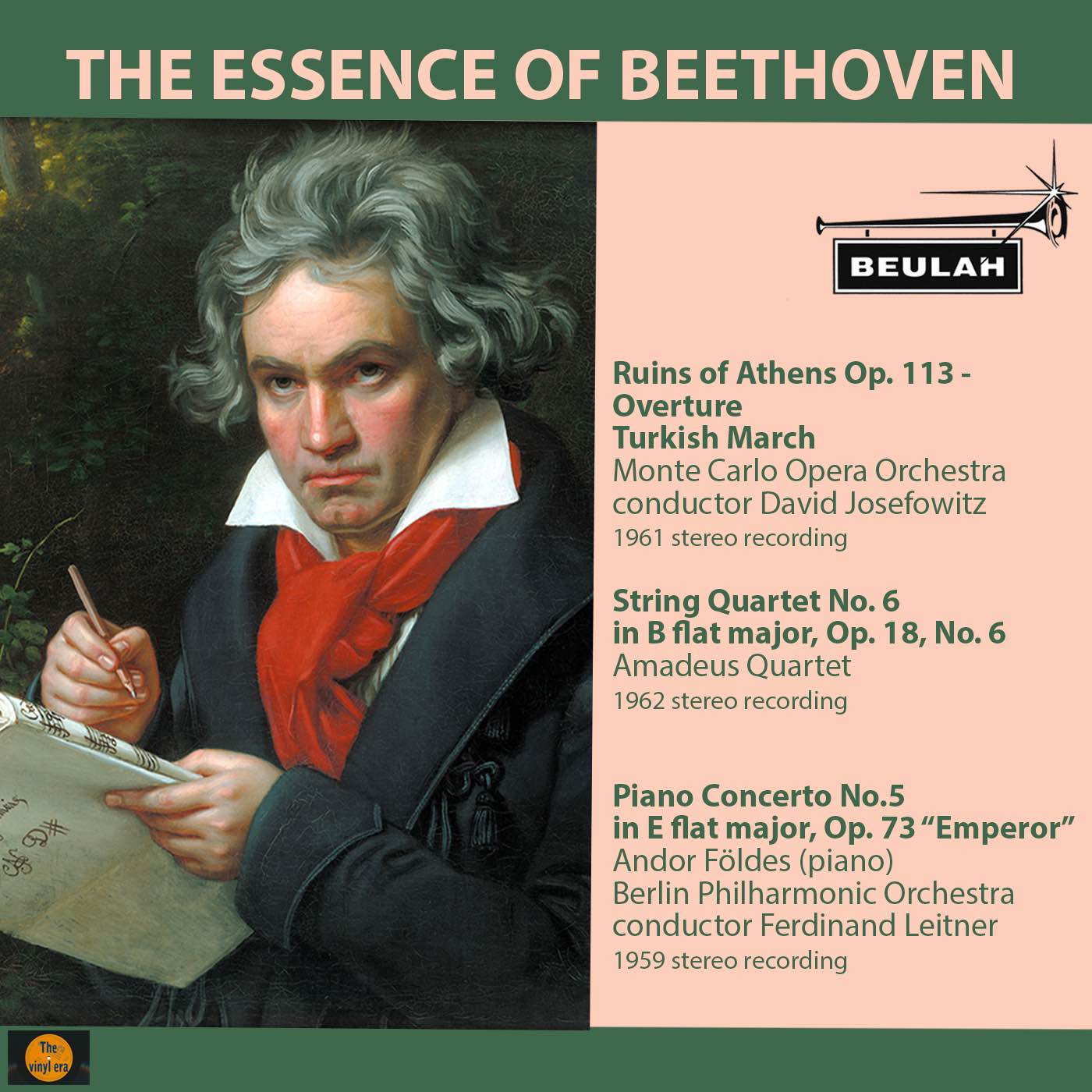 1PS41 The Essence of Beethoven