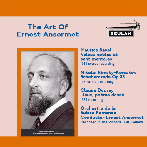 1PS 52 The Art of Ernest Ansermet