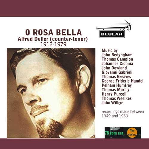 1ps5 O Rosa Bella Alfred Deller
