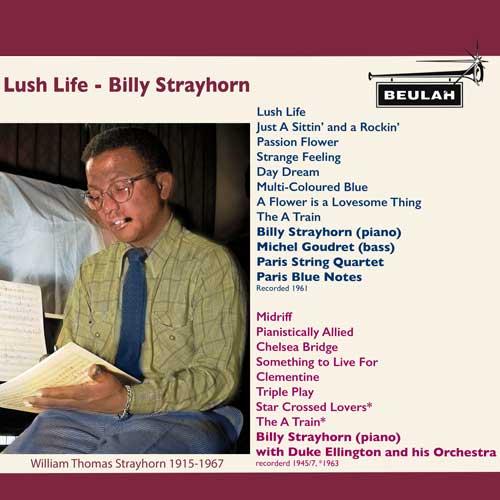 1PS63 Lush Life Billy Strayhorn
