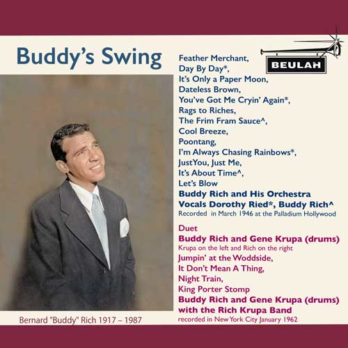 1PS64 Buddy's Swing Buddy Rich