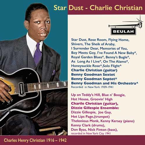 1PS65 StaR DUST - CHARLIE CHRISTIAN