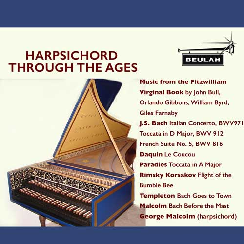 1ps68 harpischord through the ages