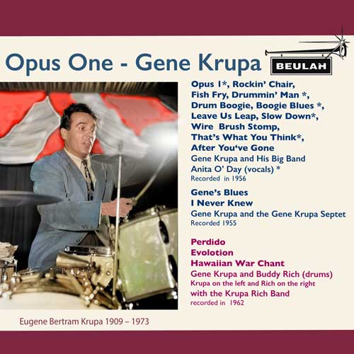 1ps69 opus one gene krupa