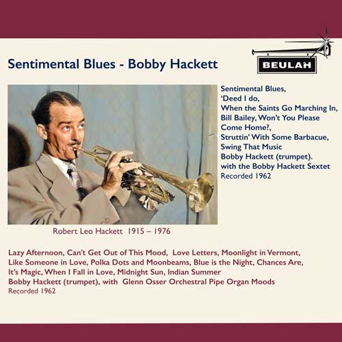 1ps70 sentimental blues bobby hackett