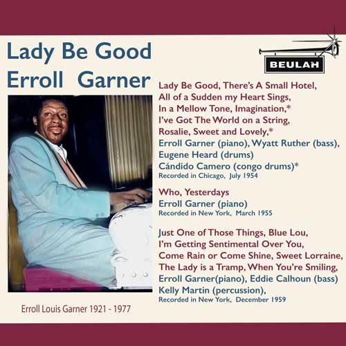 1ps72 lady be good erroll garner