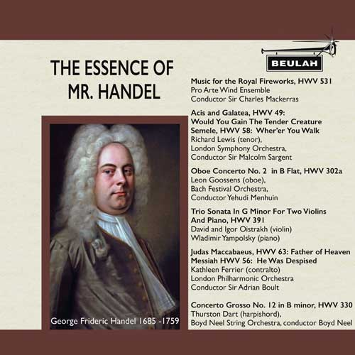 1ps75 the essence of mister handel