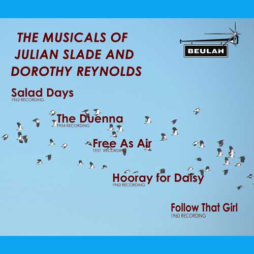 1ps76 the musicals of julian slade and dorothy reynolds