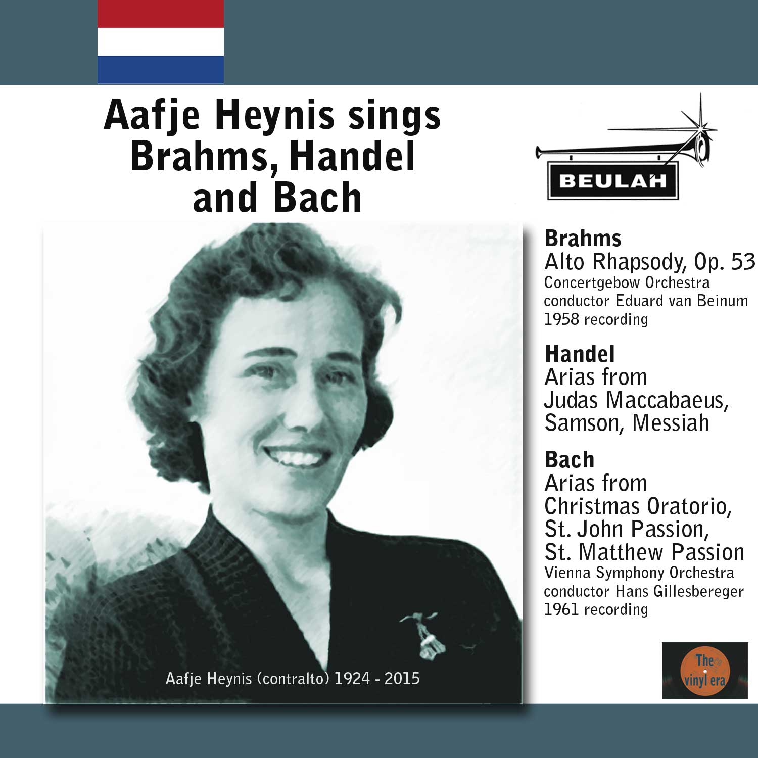 1ps8 Aafje Heynis sings Brahms, Handel and Bach