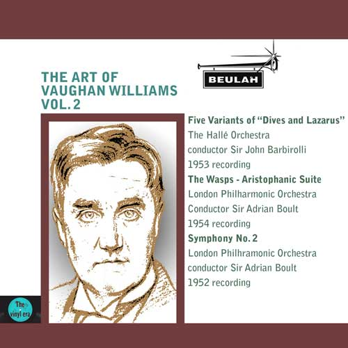 The art of Vaughan Williams Vol. 2