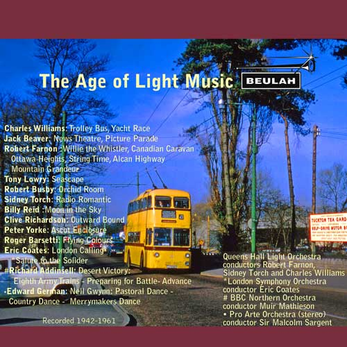 age of light music
