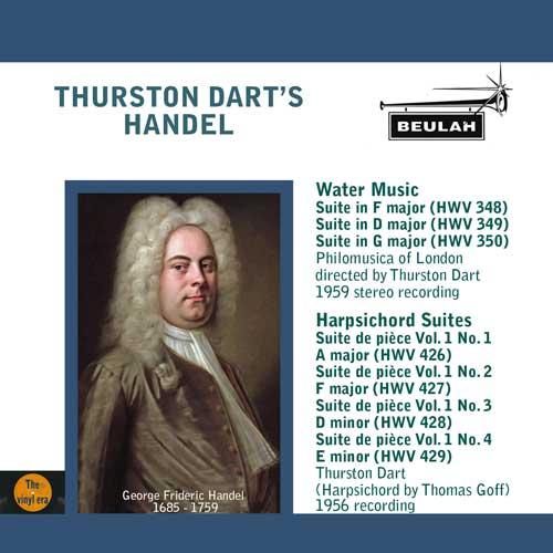 2pd69 Thurston Dart's Handel