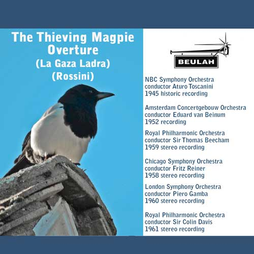 2pd78 The Thieving Magpie Overture