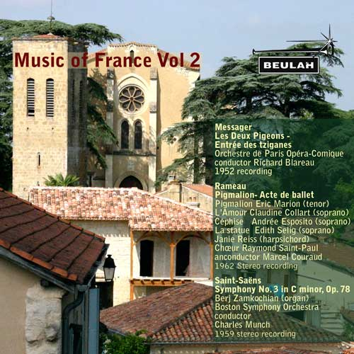 music of france volume 2