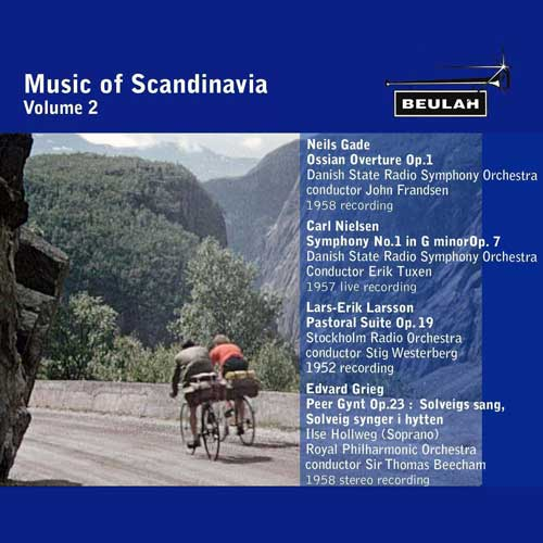 Music of Scandinavia volume 2
