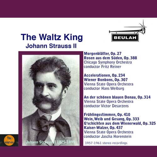 The waltz king johann strauss the second