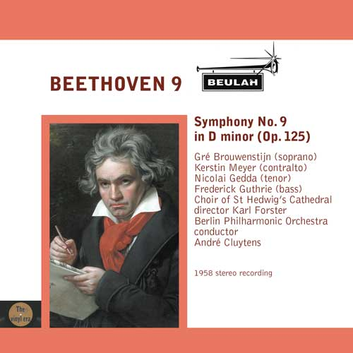 Beethoven symphony number nine