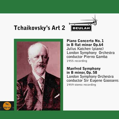 Tckaikovsky's Art 2