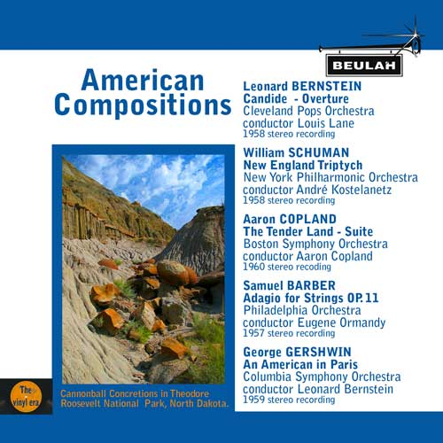 americian compositions