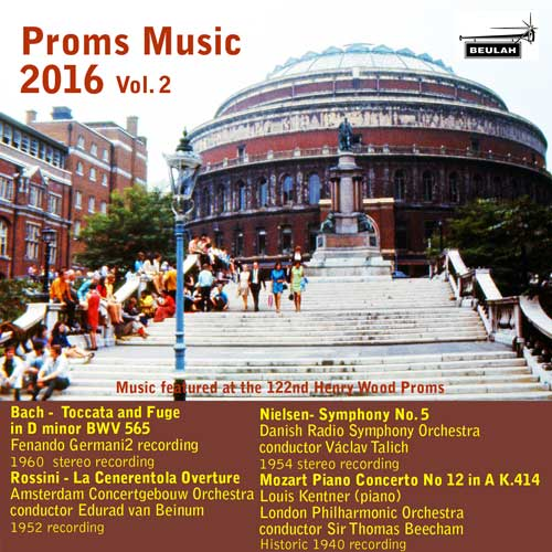 Proms Music 2016 Volume 2
