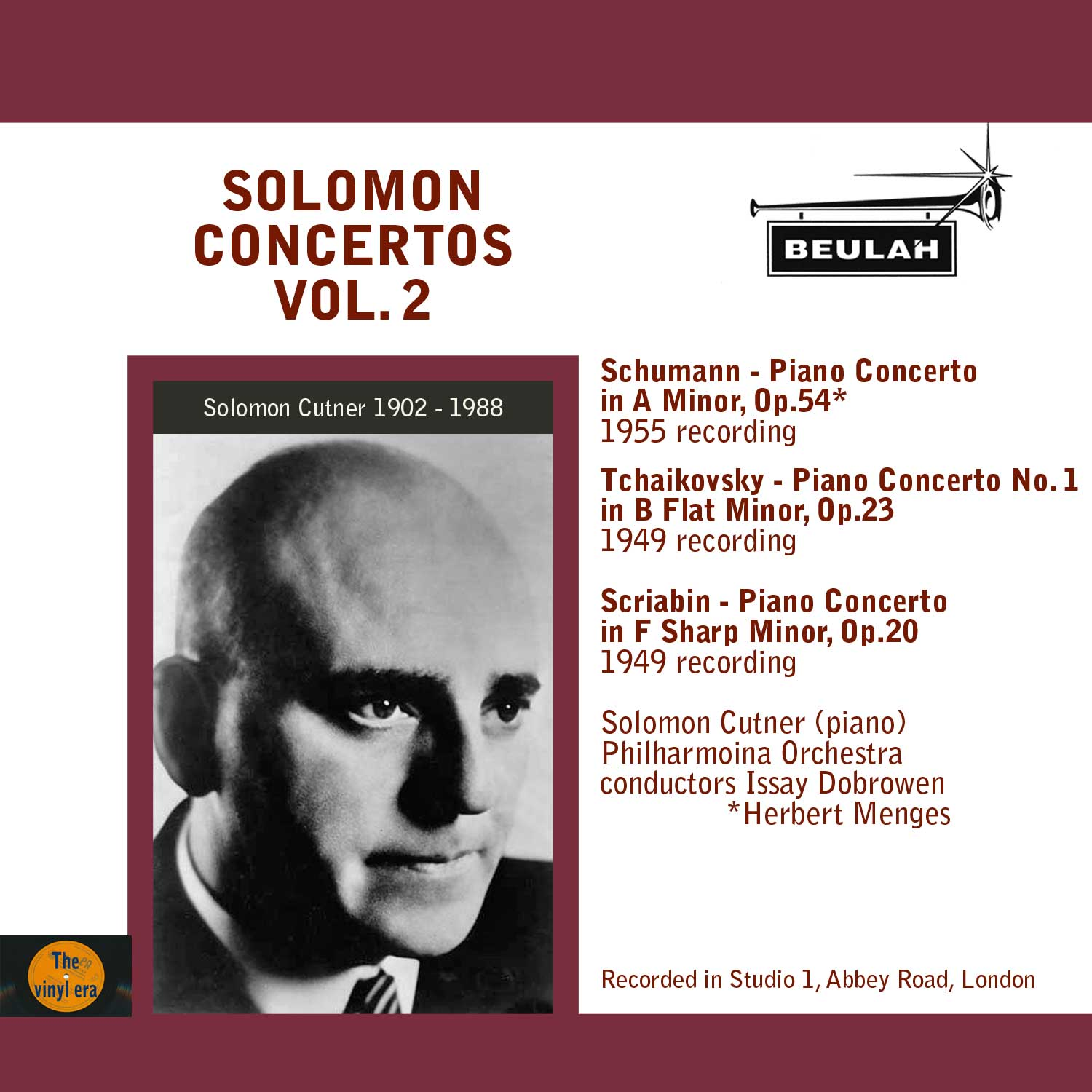 2ps16 solomon concertos vol 2