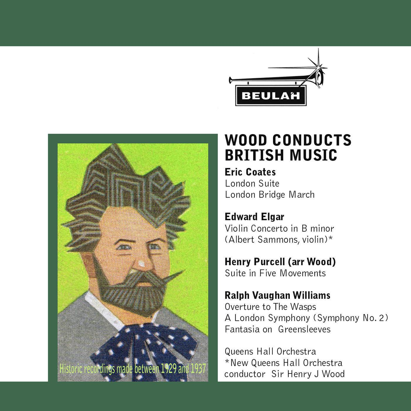 Wood conducts British Music