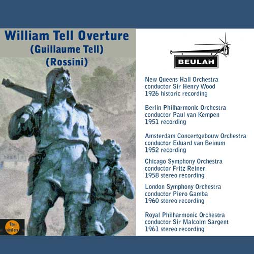 3pd78 The William Tell Overture