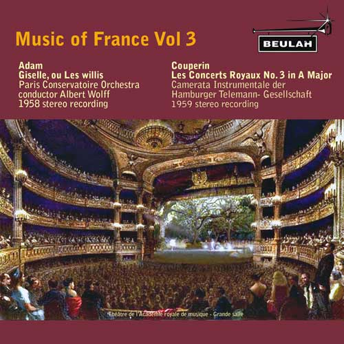 Music of france volume 3
