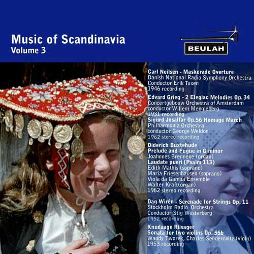Music of Scandinavia volume 3