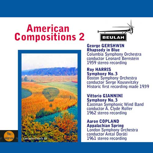 American Compositions two